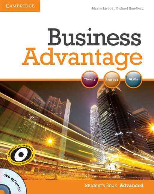 Business Advantage Advanced By Lisboa, Martin/ Handford, Michael